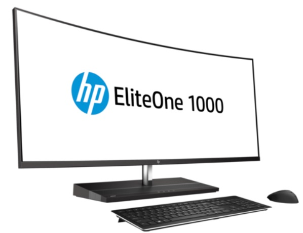 "HP EliteOne 1000 All-in-One 34"" i7"
