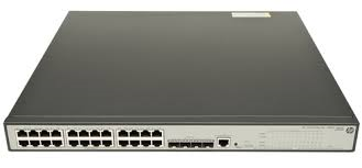 HP 1910-24G Switch PoE 365W