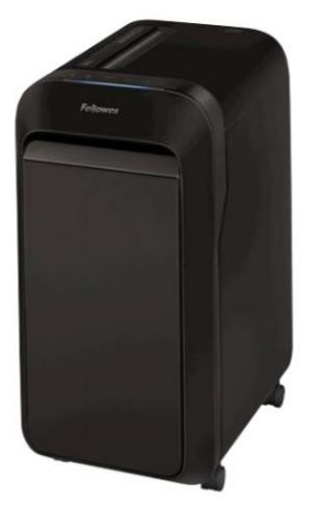 Fellowes LX211 cross 2x12mm shredder