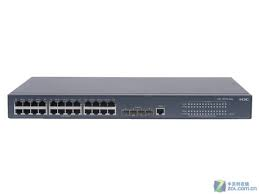 H3C S5120-28P-SI,L2 Ethernet Switch