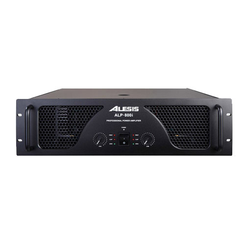 Alesis ALP800i 850W x 2 Power Amplifier