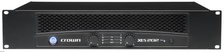 Crown Power Amp XLX202