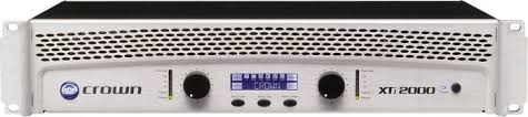 Crown Power Amp XTi2000